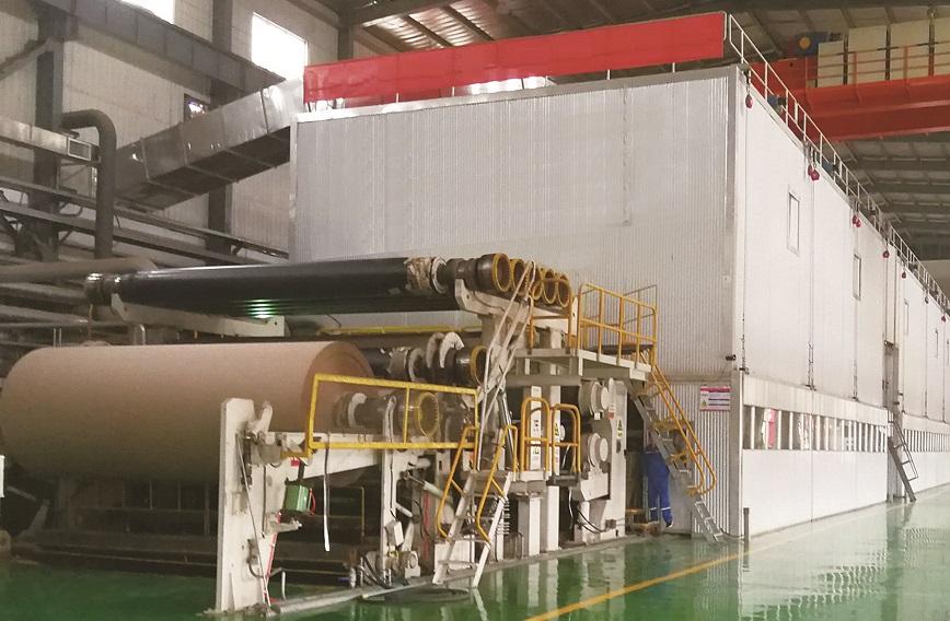 ماشین آلات کاغذسازی