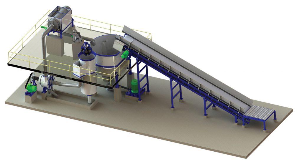 ماشین آلات کاغذ سازی